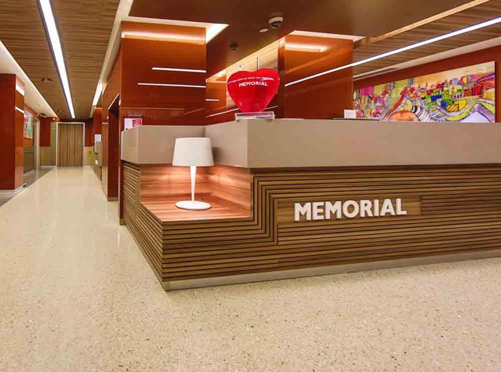 Сеть клиник Мемориал