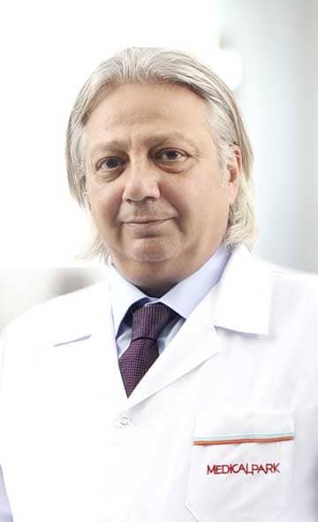 Профессор Альпер Демирбаш