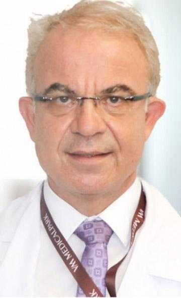 Профессор Мехмет Фатих Экшиоглу