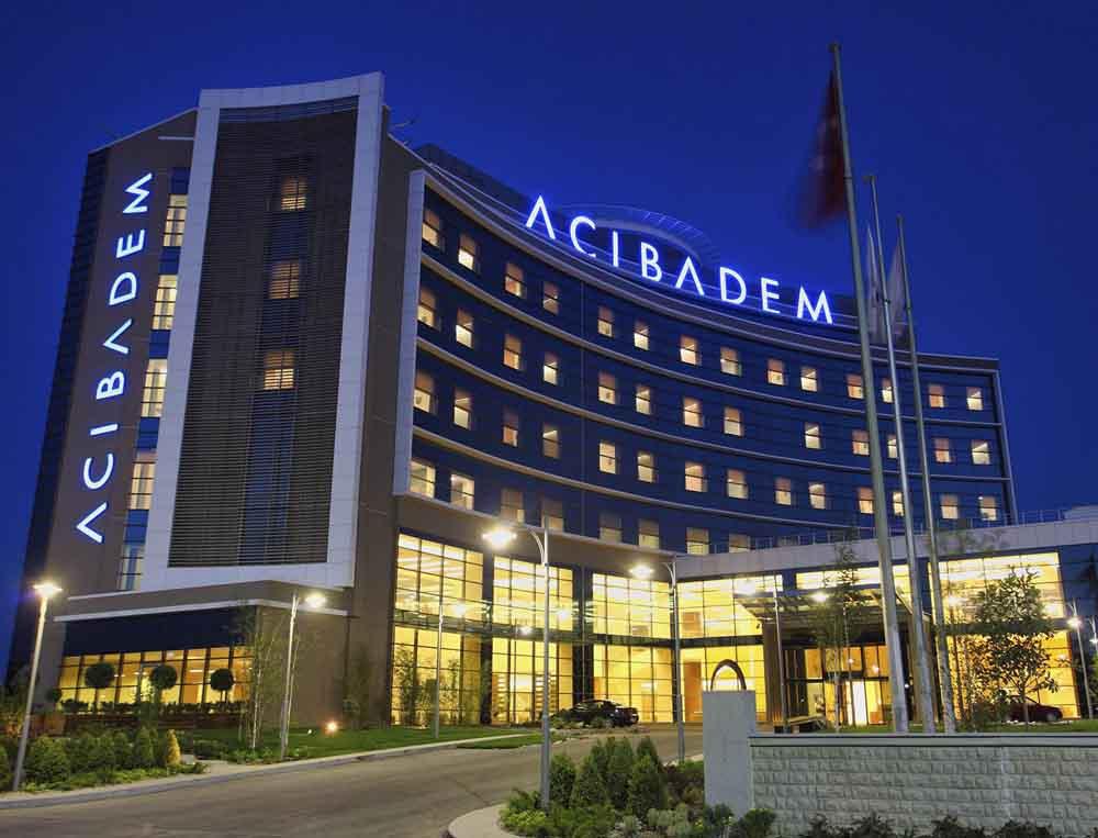 Сеть клиник Аджибадем