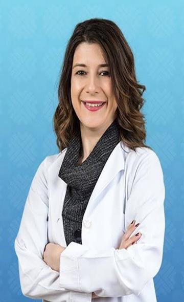 Доктор Несрин Хелваджи Йылмаз