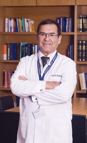 Профессор Недждет Ускент