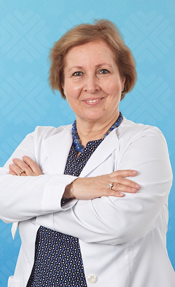 Профессор Фатьма Дениз Саргин