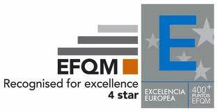 The 400 seal of European Excellence
