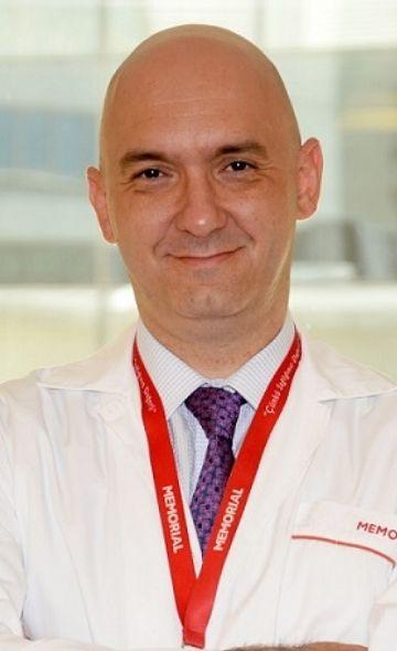 Профессор Мурат Бинбай