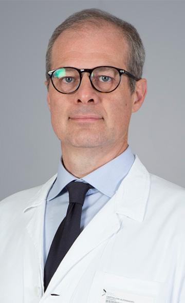 Профессор Алессандро Кастильони