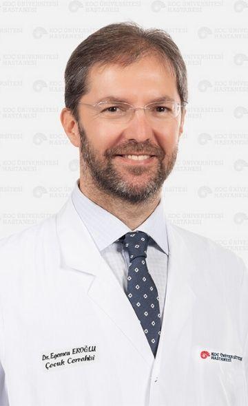 Профессор Эгемен Эроглу