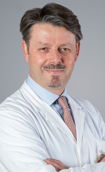 Профессор Винченцо Салини