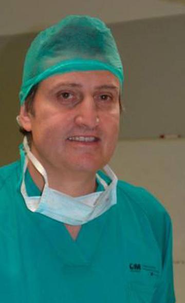 Доктор Альберто Фортеза Хил