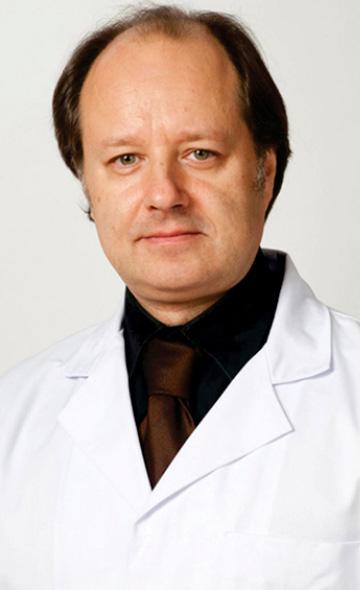 Доктор Антонио Росалес