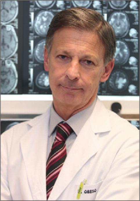 Доктор Хосе Анхель Обесо
