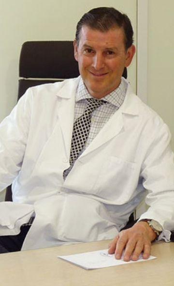 Доктор Хуан Карлос Лопес Гутьеррес